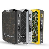 Wholesale 2016 upgraded Vaporesso Tarot Pro Mod w VTC Mod with CW CT Functions RB Circuit Firmware Upgradeable Accurate Performance