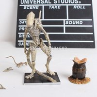 aliens marine - Movie Aliens Colonial Marines Xenomorph Boiler PVC Action Figure Collectible Toy quot CM