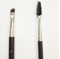 best eyebrow brush - Eyebrow Brushes Duo Brush Brush Duo Brow Eyebrow Makeup Brushes Kit Best Quality