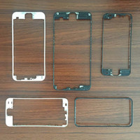 Wholesale Front Middle Frame Bezel Holder Hot Melt Glue For iPhone s s c s Plus