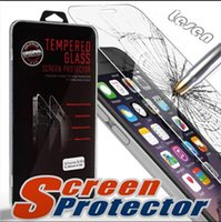 amp box - Tempered Glass Screen Protectors For Iphone S D Explosion Shatter Screen Protector Galaxy ON5 AMP2 AMP Prime Film S6 Retail box