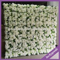 artificial grass wholesale - EMS Artificial silk rose grass flower wall wedding background lawn pillar flower road lead home market decoration