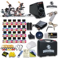 Cheap 2 Guns Beginner Tattoo Kit Best Beginner Kit Beginner tattoo kits tattoo kits