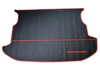 Wholesale nterior Accessories Floor Mats for Ssangyong Korando car trunk mat waterproof durable easy to clean carpets