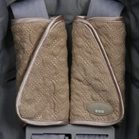 Wholesale Babys Safety Belts Cover Reversible for All season Comfort Style for Car Seats Strollers Pc CD09185