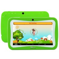 android phone apps - 7 inch Kids Tablet PC RK3126 Quad Core G ROM Android With Children Educational Apps Dual