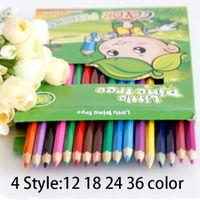 Wholesale 2016 Secret Garden Special Colored Drawing Pencils Wooden Coloring Books Baby Children Painting Pens Graffiti Art Pencil Pen ZJ P01