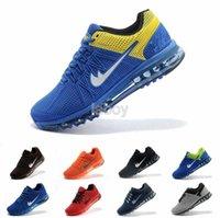 b material - 2016 Fashion Max Running Shoes Women Men Sport Sneakers KPU Material Training Athletic Walking Sneakers Eur