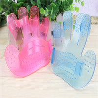 best massage products - Pet Dog massage brush Best New Pet comb Dog Supplies Grooming Bath Glove Brushes pet products WA0290
