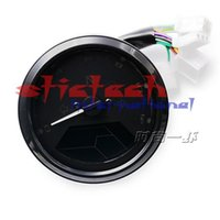 Wholesale by dhl or ems High Quality Universal RMP LCD Digital Speedometer Odometer Tachometer Motorcycle Motor Bike