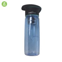 bicycle logo design - bicycle bottle PCTG plastic bottle with water bottle filter founction new design Promotional Logo Printed Cheap portable