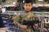 Wholesale Outdoor Airsoft Camouflage Kids Suit Tactical Uniforms Clothing Sets Boy Fitted Camouflage Army Children Sport tactical jacket Set