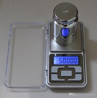 Wholesale hot sale Original factory g x g Mini jewelry pocket LCD Digital Scale Electronic Scale Weight Scale backlight