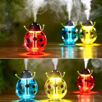 Wholesale New Beatles Aromatherapy Humidifier USB Car Humidifier Mini Aroma Essential Oil Diffuser Aromatherapy Mist Maker Home Office