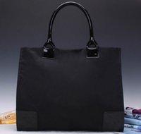Wholesale New fashion women Tote handBag High capacity nylon shopping bag