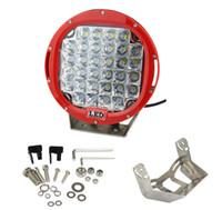 Wholesale 96W Cree LED Work Lights V Vehicle ATV Off road Lights Tractor Truck Lamp Boat SUV UTV Car Jeep LED Spotlight Driving Worlight