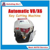 best fast cars - Best Price Automatic V8 X6 Key Cutting Machine X6 Car Key Cutting Machine V8 Auto Key Programmer Fast x6 key machine