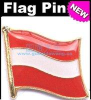 austria flag - Austria Flag Badge Metal Pin Flag badge country flag badges military flag badges flag badge pin