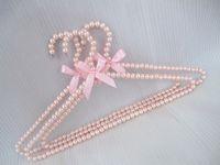 beautiful trouser - Pearl Hanger for Dresses Beads Hanger fashion beautiful beads pearl hanger clothes rack