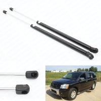 Wholesale 2pcs set car Fits for Nissan Pathfinder Nissan Armada Rear Hatch Gas Spring Lift Supports Struts Prop Arm Shocks