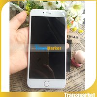 Wholesale Unlocked Goophone i7 plus Quad Core GB ROM inch Metal body MTK6580 Google Play Store fake Octa Core GB RAM GB Smart Phone