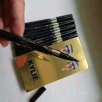 Wholesale Kylie Birthday Edition LEO Women Cosmetic Beauty Black Eyeliner Waterproof Long lasting Eye Liner Pencil Pen Makeup