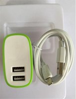 android selection - Home Charger Charge SYNC Cable Wall Plug for Iphone and Android Two Colors Selections of
