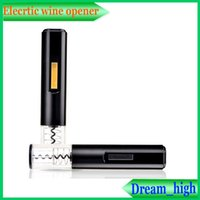 battery wine opener - Batteries Opener Wine Opener Automatic Electric Red Wine Wine Bottle Opener Electric Wine Opener High Quality