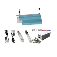 ballast magnetic - AU NZ Standard W HPS MH Magnetic Ballast Wing Reflector Grow Light Set With