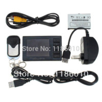 Wholesale FPV inch G Wireless CH Receiver DVR Recorder Monitor for ghz fpv TX Parts amp Accessories