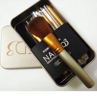 Wholesale N3 Power Brush Makeup Brushes Professional Make up Brush Kit Cosmetic Brushes Tool Set DHL