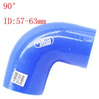air hose reducer - Blue Samco ID mm mm ID quot quot Silicone Degree Elbow Reducer Turbo Pipe Hose Air Intake Pipe Intercooler silicone pipe Universal