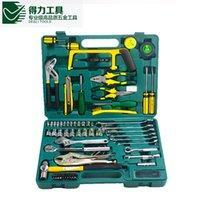 Wholesale Excellent Quality DL1079 set DE LI Household multifuncional repair tool set Modern Design
