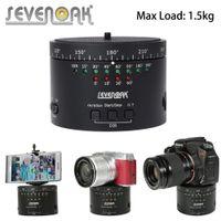 Wholesale Sevenoak SK EBH01 Electronic Tripod Ball Head Panoramic for DSLR Camera