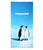 beautiful beach towels - Creative superfine fiber soft absorbent big size beach towel beautiful landscape painting bath towel