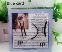 Wholesale Eyeliner Stencil Template Top Bottom Makeup Liner Eye Card Auxiliary Tools Eyebrows Stencils Cat Eyeliner Stencil