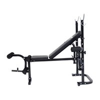 adjustable weight benches - US Delivery New Hot Adjustable Weight Lifting Multi function Bench Fitness Exercise Strength Workout High Quality