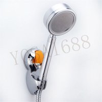 Wholesale High Quality New Practical Adjustable Shower Elegant Sucker Stand Bracket Holder For Bathroom Siver And Yellow Color
