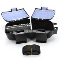 bait belt box - New Fishing Lures Baits Spoons Hooks Reels Storage Bag Tackle Box Waist Belt Case Light Weight Style Convenient To Carry order lt no track