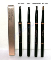 Wholesale Ana Brow DEFINER Makeup Skinny Brow Pencil gold DOuble ended with eyebrow brush g Color