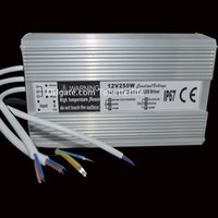 Wholesale IP67 LED Driver V W W W W Outdoor Use Waterproof Transformer V V To V Power Supply For Underwater Light