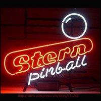 advertise energy - Stern Pinball Design NEON SIGN Beer Bar Pub Art Neon Bulbs Neon Light Glass Tube Signs Advertise Neon Recreation room VD x14