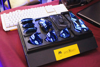 Wholesale Top Cool LOFREE James donkey Mouse DIY assembled DPI LOL CF competitive gaming wired Laser D Detachable mouse