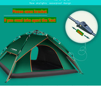 Wholesale Fashion One bedroom Outdoor Camping Family Tent Tent Outdoor Camping Hiking Instant Family Tent Summer Tents Outdoor Camping Shelters