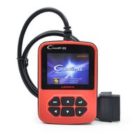 Wholesale Original Launch X431 Creader S OBDII Code Reader Scanner EU USA Version Update Online Free Shpping with high quality