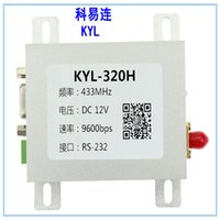 Wholesale 868 MHZ GFSK modulation way high speed small size w long distance wireless data transmission module