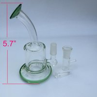 bending device - Top Rated in USA filter Bong quot High water pipe glass bong mm nail oil Rigs Smoking Device trendy hookahs