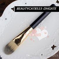 base cream for face - 100pcs el foundation brush for liquid cream foundation makeup face based BB primer concealer cosemtics brush kits free DHL