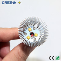 Wholesale Super Bright MR11 W x1W LM CREE LED Spotlights Dimmable DC12V Warm White Cool White GU4 LED Bulb Lamps Light
