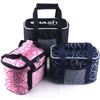 Wholesale Special Design New Portable lunch bags Thick ice Pack insulated lunch bags for women men thermal bag lunch box tote handbag colors